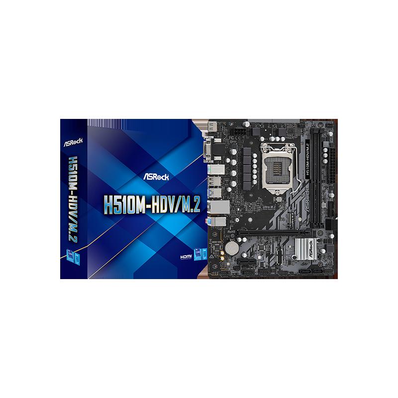 H510M-HDV/M.2