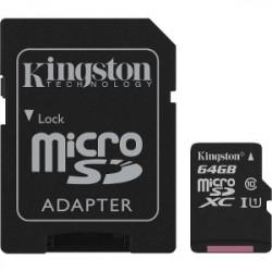 SDCS/64GB microSDXC...