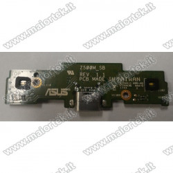 Connettore Asus ZenPad 3S 10 Z500M