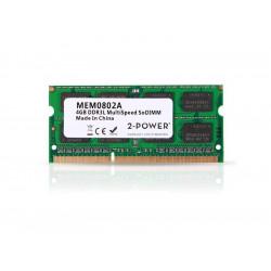 Memoria SoDiMM 4GB DDR3L...